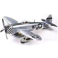 TAMIYA 1/48 Republic P-47D Thunderbolt Bubble Top Model Kit NEW from Japan