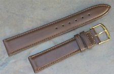 Norwegian Calfskin 17.3mm 11/16 in. vintage watch band 1950s/60s by Kreisler