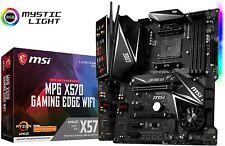 Neues AngebotMSI MPG x570 Gaming Edge Wi-Fi Motherboard ATX am4 ddr4 USB 3.2 gen2