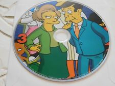 The Simpsons Fourth Season 4 Disc 3 DVD Disc Only 43-274