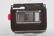 ORIGINAL Nokia N85 ANTENNACOVER COPPER CAMERACOVER INKL. GLAS BLACK