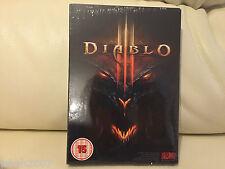 Diablo 3 III para PC y MAC Nuevo Precintado ** Aspecto **
