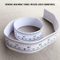 Selbstklebendes metrisches Maßband 90cm Vinyllineal für E2G6
