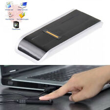 USB Biometric Fingerprint Reader Password Lock Security For Laptop PC Computer