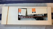 Lionel 1976 LCCA Seaboard Coast Lines Flat Car With Trailers  6-9212  New C-9