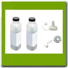 2 Toner Refill KIT for Brother TN350 toner cartridge HL-2040 2070N MFC-7220 7820