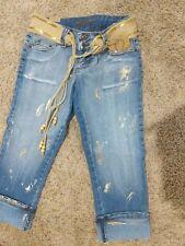 Younique Jr's Capri jeans NWT.. size 3
