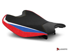 LuiMoto Motorcycle Seat Cover  CBR 1000RR 17-19 Styleline | Rider Seat Cover
