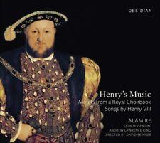Alamire - Henry's Music [New CD]