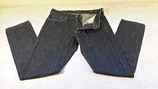 Mens Designer Bullhead Slim Skinny Low Rise Denim Blue Jeans Size 32 x 32