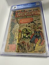 Avengers #1 CGC 0.5 First 1st appearance The Avengers
