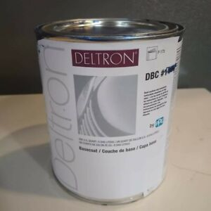 PPG Deltron 2000 DBC Paint San Marino Blue