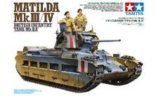 Tamiya 35300 - 1/35 WWII British Matilda Mk.III/Iv - Neu