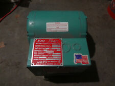 Arco Electric Roto-Phase Rotary 3-Phase Converter Model MG 5.0HP