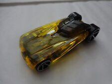 1/64 HOT WHEELS - CLASSIC PHARODOX GOLD/BLACK DIECAST CAR 2007