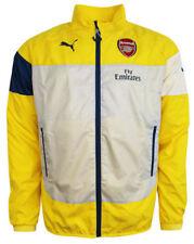 Cappotti e giacche da uomo giallo PUMA