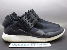 Men's Adidas Y-3 Retro Boost Yohji Yamamoto Black Running Shoes S83256 sz 10