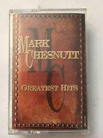Mark Chesnutt Greatest Hits Tape Cassette