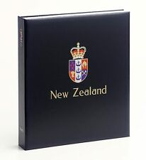 Stanley Gibbons Davo stamp album New Zealand volume I 1855-1967 hingeless new!