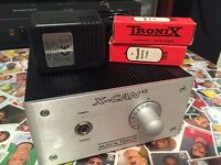 Musical Fidelity X-Can V3 Headphone Amplifier Amp With Extra Valves Tube