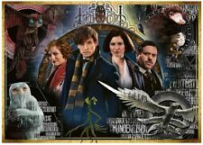 Ravensburger 500 pcs jigsaw puzzle FANTASTIC BEASTS THE CRIMES OF GRINDELWALD
