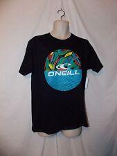 mens O'Neill  surfer t-shirt L nwt banger black