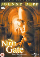DVD:NINTH GATE - NEW Region 2 UK