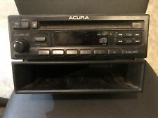 1998 1999 ACURA INTEGRA RADIO CD PLAYER STERO AM FM OEM