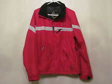 YOUTH GIRL'S VOLCOM WATER-PROOF JACKET/COAT LARGE ZIP-UP PRINCESS LEI-YA 219001