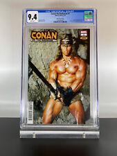 Conan the Barbarian #1 Photo Variant CGC 9.4