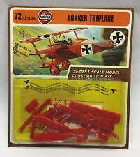 ** AIRFIX - 1/72 - FOKKER TRIPLANE