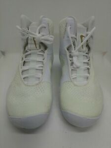 Nike Tawa Wrestling Shoes Boxing MMA CI2952-171 White/Gold Size 10