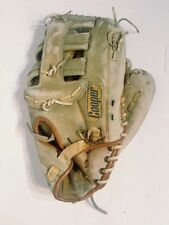 COOPER Left Handed 465 Deep Scoop Leather Baseball Glove Mitt