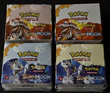 36 Packs 324pcs Pokemon Cards Base Set TCG Booster Box English Edition Break Hot
