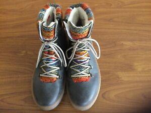 Rieker Women's 'Fleece' Lined Ankle Boots…..Size UK 7 EUR 41…..NEW.