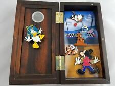 DCL Stitch's High Sea Adventure Havoc At the Helm Set LE Disney Wonder Pin 41559