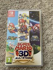 Super Mario 3D All-Stars Video Game for Nintendo Switch Rrp £49.99