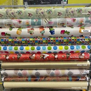 UK Printed PVC Oilcloth Plastic Fabric Vinyl Dining Table Top Protector Cover UK