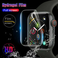 2X Apple iWatch Series 5 / 4 / 3 / 2 / 1 Screen Protector Hydrogel Film Cover
