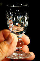 Beautiful Waterford Crystal Blarney Cordial Glass.