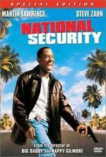 National Security  DVD Martin Lawrence, Steve Zahn, Colm Feore, Bill Duke, Eric