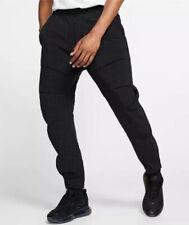 Nike Tech Pack Woven Cargo Pants BV4443-010 Black/White Check Pattern Size L New