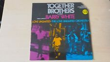 Barry White, The Love Unlimited Orchestra – together Brothers (SEALED)
