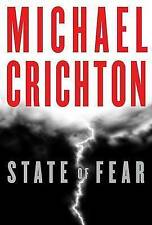 State Of Fear by Michael Crichton (Hardback, 2005)