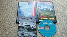 master landscape & home design pc cd rom
