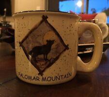 New listing M Ware Palomar Mountain Stoneware Coffee Tea Mug 12 Oz