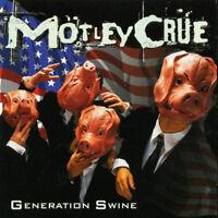 Motley Crue - Generation Swine [New CD] Explicit