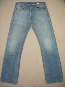 Levi's 505 Jeans Mens size W34 L34