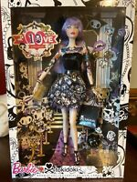 RARE 2014 PURPLE HAIR TOKIDOKI BARBIE DOLL PLATINUM LABEL MATTEL NRFB 1 of 999