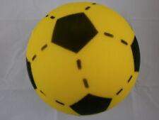 Football Softball, Diamètre: 20 cm (jaune)